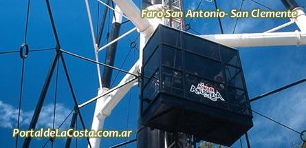Faro San Antonio - San Clemente