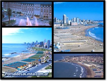 Mar del Plata - Imagenes - Casino - Playa Grande - Punta Mogotes