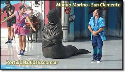 Mundo Marino - San Clemente